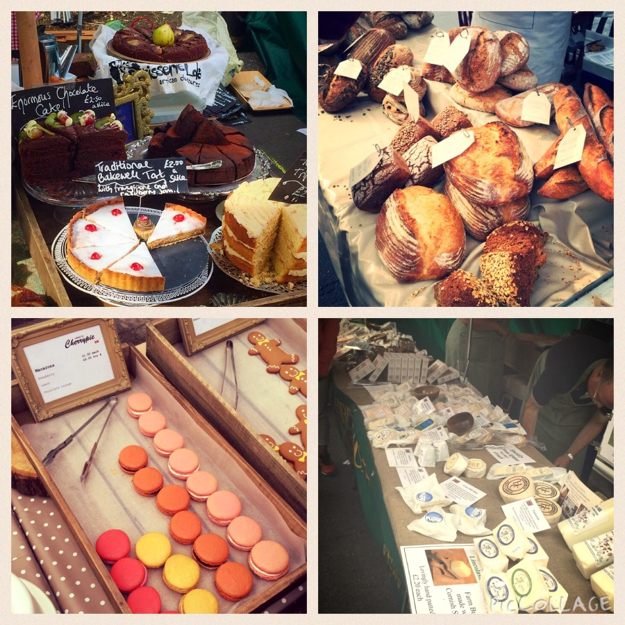 All the Cake, Cheese and Bread ! Patisserie Lola, Seven Hills, Cakes by Cherry Pie & Lincolnshire Poacher