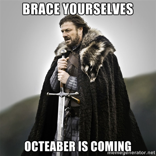 Even Sean Bean wants to come...