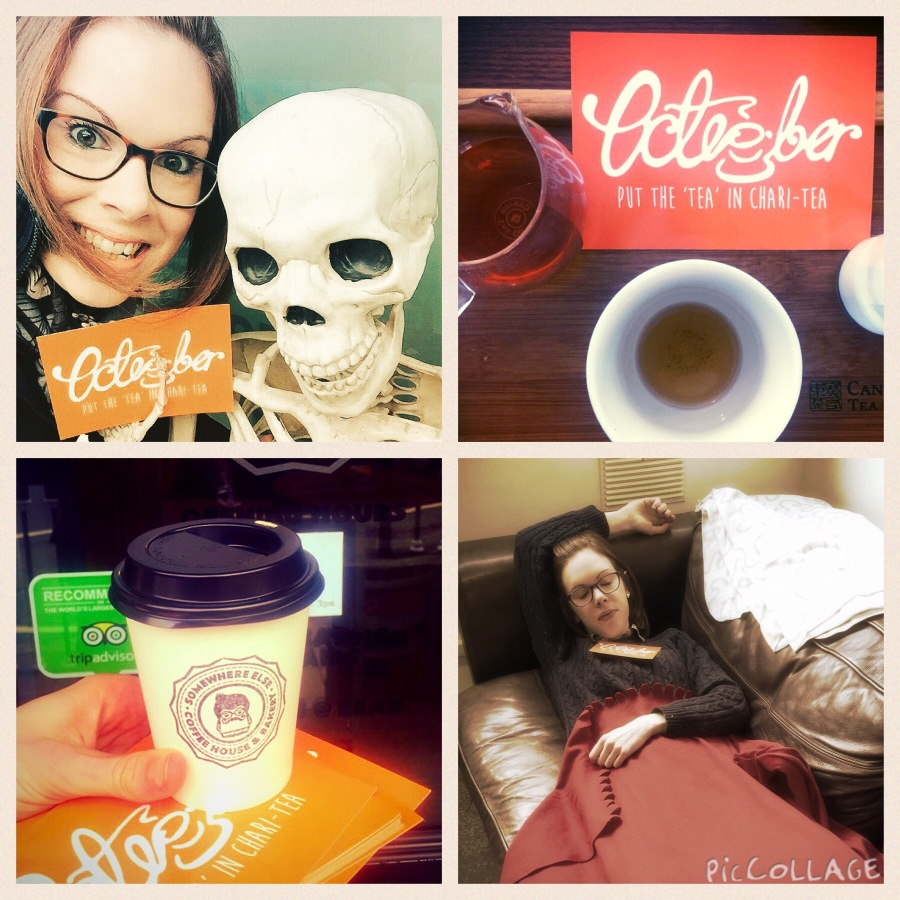25. Deadly selfie 26. Earl Grey Pitstop at Upshot 27. Fit Flattie at Somewhere Else 28. Caffeine Coma at Mugen Tea House