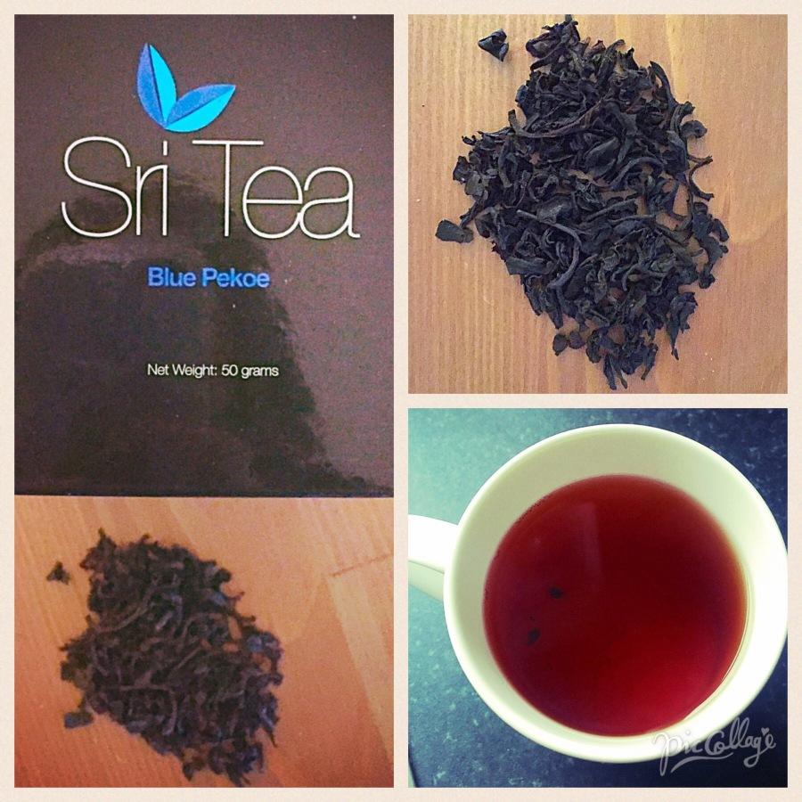 Sri Tea plays God - what on EARTH is Blue Pekoe?