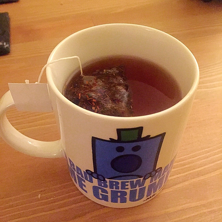 Premature tea-jaculation happens to us all right?